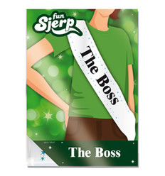 SJERP-THE BOSS