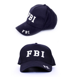 Baseball cap FBI one size