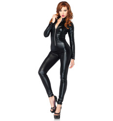 CATSUIT WETLOOK