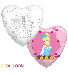 "C-Balloon kit ""Prinses"""