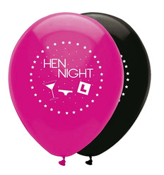 Latex Ballonnen Hen Night