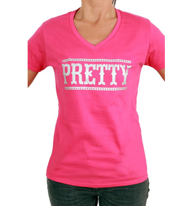 "Toppers 2018 Shirt Dames ""Pretty"""