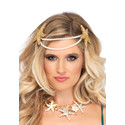 Mermaid Pearl Headband